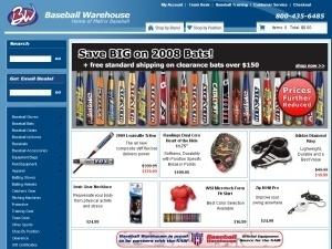 Baseball Warehouse Coupon
